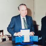 Fondazione SIGMA TAU, Presidente Cavazza