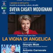 """""""La vigna di Angelica"""" SVEVA CASATI MODIGNANI Presenta il suo nuovo libro"""