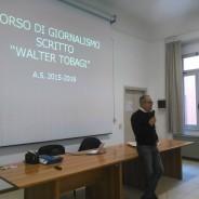 """XI EDIZIONE CORSO PROPEDEUTICO DI GIORNALISMO """"WALTER TOBAGI"""""""