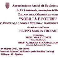 Nobiltà e Potere: Pompeo Campello, l'Umbria e Spoleto al tramonto dello stato Pontificio